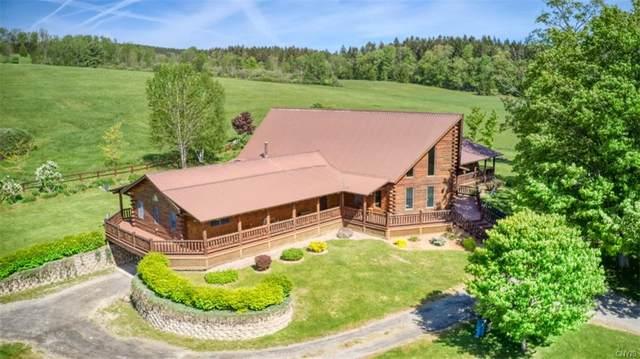 341 Billy Cursh Road, Burlington, NY 13315 (MLS #S1332986) :: BridgeView Real Estate