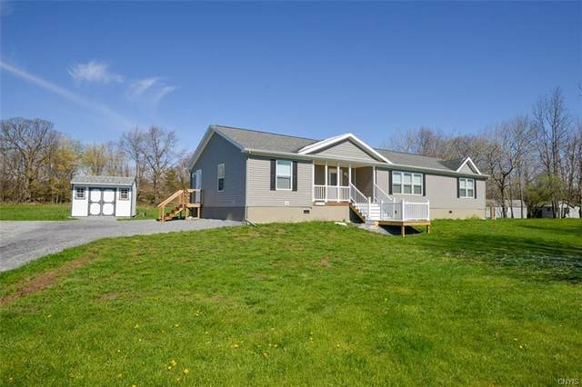 43039 Co Route 100, Orleans, NY 13640 (MLS #S1333531) :: 716 Realty Group