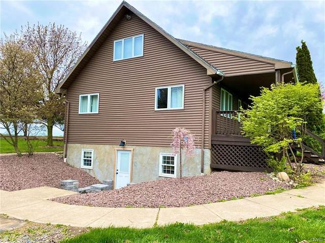5739 Bluefield Road, Aurelius, NY 13021 (MLS #S1333699) :: BridgeView Real Estate Services