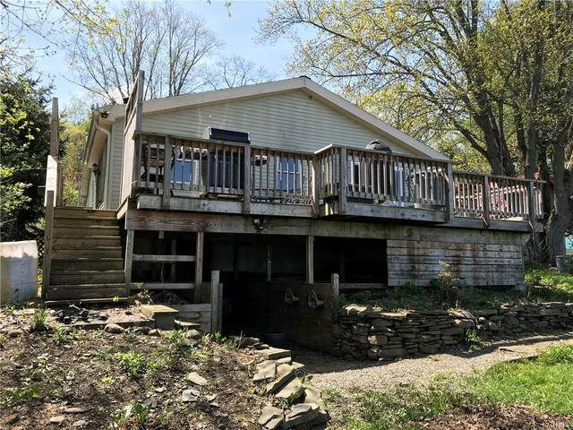 1260 Lake Como Road, Summerhill, NY 13045 (MLS #S1333797) :: BridgeView Real Estate Services