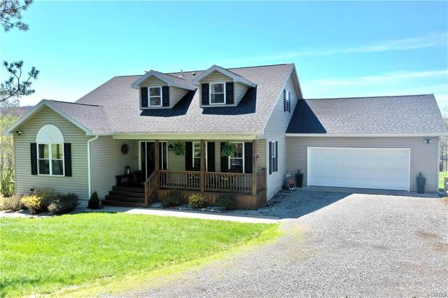 2549 E Freetown Texas Valley Road, Freetown, NY 13040 (MLS #S1333926) :: BridgeView Real Estate Services