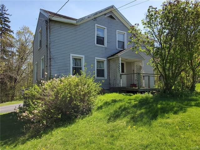 5690 Norton Road, Vernon, NY 13477 (MLS #S1334586) :: Thousand Islands Realty