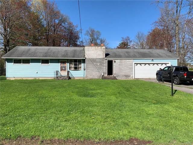 7661 Kriswood Drive Ns, Floyd, NY 13440 (MLS #S1334789) :: Mary St.George | Keller Williams Gateway