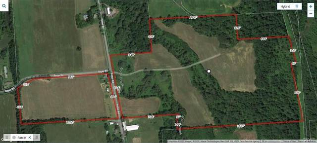 7563 Potter Road, Throop, NY 13021 (MLS #S1334841) :: BridgeView Real Estate Services
