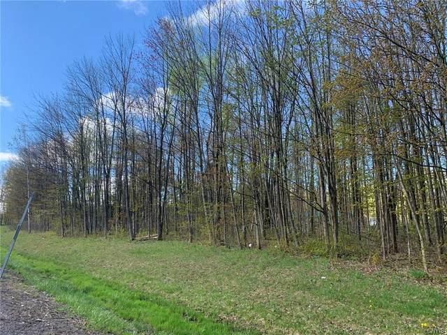 0 State Route 104, Parish, NY 13131 (MLS #S1334852) :: BridgeView Real Estate