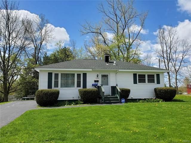 1318 Ashton Road, Utica, NY 13502 (MLS #S1334947) :: Mary St.George | Keller Williams Gateway