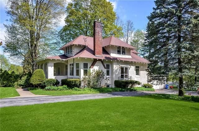 11 Jordan Road, New Hartford, NY 13413 (MLS #S1335009) :: Thousand Islands Realty