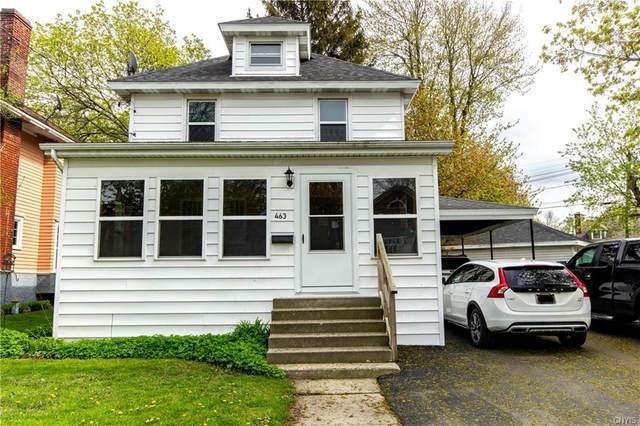463 S Massey Street, Watertown-City, NY 13601 (MLS #S1335069) :: TLC Real Estate LLC