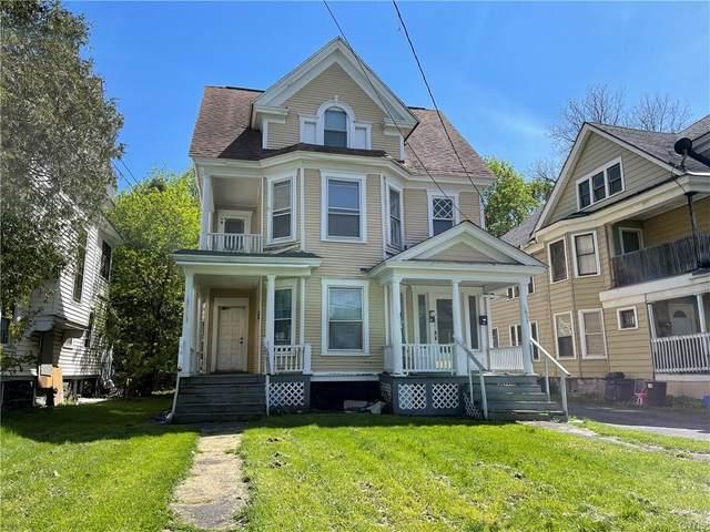 1631 W Onondaga Street #33, Syracuse, NY 13204 (MLS #S1335137) :: Thousand Islands Realty