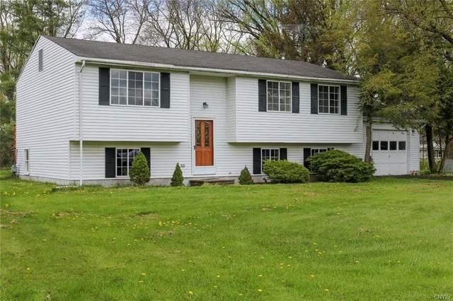 10 Greystone Drive, Dryden, NY 13053 (MLS #S1335270) :: Robert PiazzaPalotto Sold Team