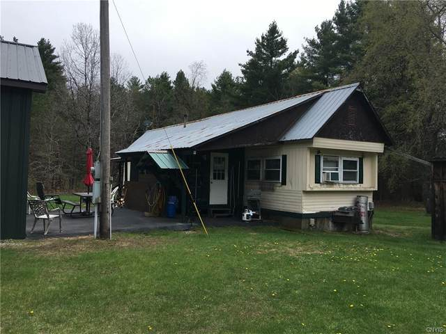 3377 Pines Road, Boonville, NY 13309 (MLS #S1335350) :: Thousand Islands Realty