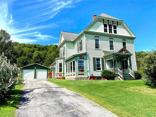 1795 State Route 8, Brookfield, NY 13364 (MLS #S1335528) :: Robert PiazzaPalotto Sold Team