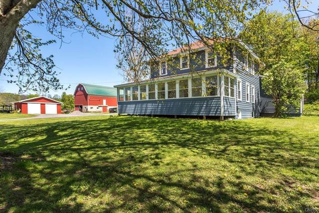 11472 Southard Road, Ira, NY 13033 (MLS #S1335835) :: BridgeView Real Estate Services