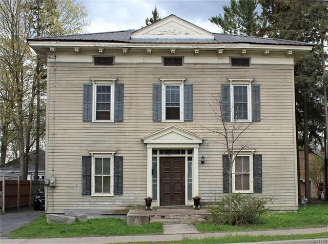 5368 Dayan Street, Lowville, NY 13367 (MLS #S1335938) :: TLC Real Estate LLC