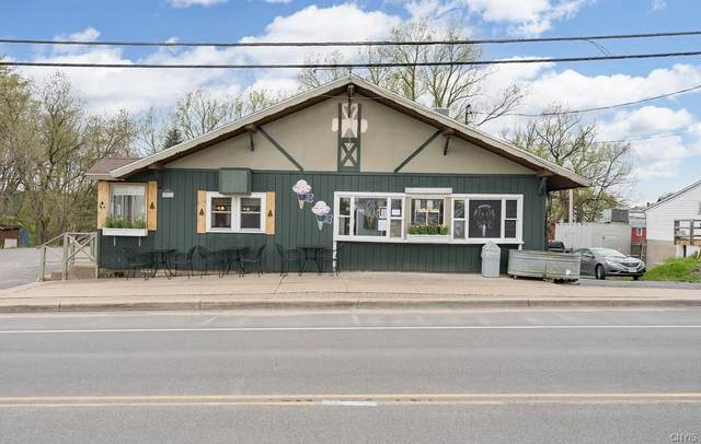9861 State Route 812, Croghan, NY 13327 (MLS #S1335949) :: TLC Real Estate LLC
