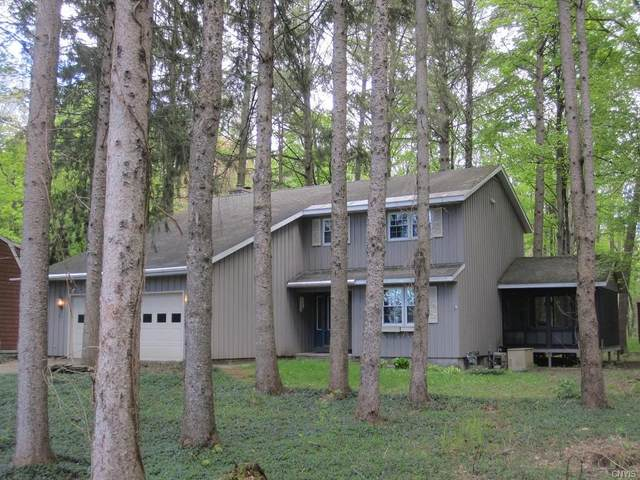 8693 Teugega Point, Rome-Outside, NY 13440 (MLS #S1335990) :: BridgeView Real Estate Services