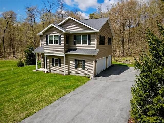 46 Salmon Run Road, Orwell, NY 13144 (MLS #S1336129) :: TLC Real Estate LLC