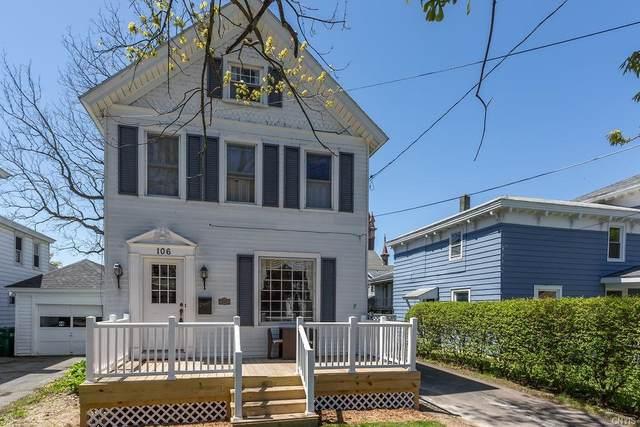 106 E 3rd Street, Oswego-City, NY 13126 (MLS #S1336444) :: Thousand Islands Realty
