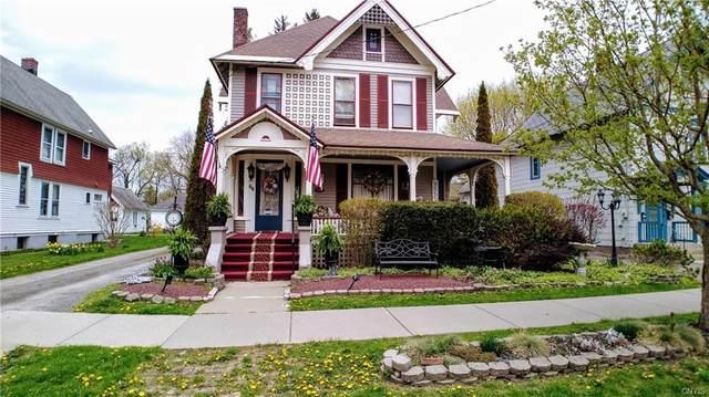 66 Maple Avenue, Cortland, NY 13045 (MLS #S1336556) :: 716 Realty Group