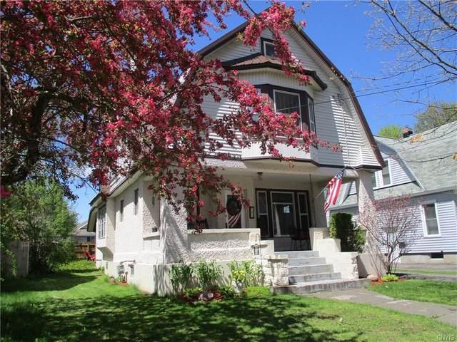 8 Parker Avenue, Cortland, NY 13045 (MLS #S1336696) :: 716 Realty Group