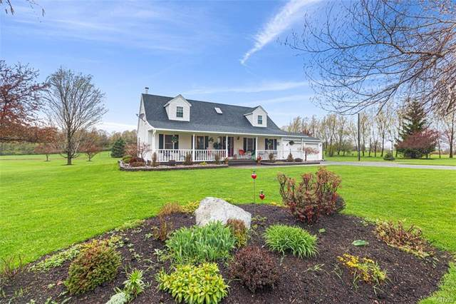 179 Brennan Road, Columbia, NY 13357 (MLS #S1336838) :: BridgeView Real Estate Services