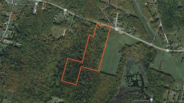 23 +/- Nys Route 52, Liberty, NY 12754 (MLS #S1336911) :: BridgeView Real Estate