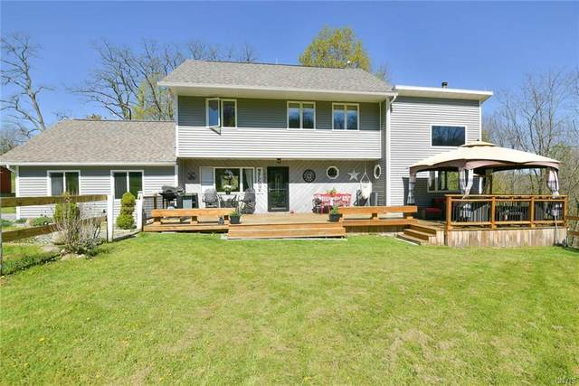 647 Armstrong Road, Plainfield, NY 13491 (MLS #S1336937) :: Thousand Islands Realty