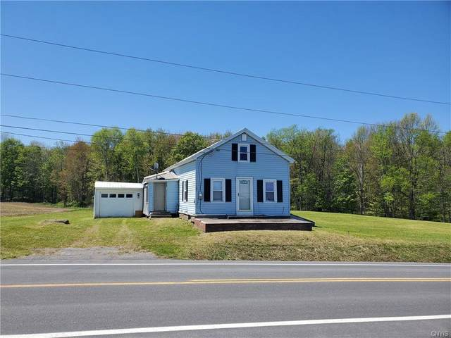 13077 State Route 176, Ira, NY 13074 (MLS #S1337024) :: BridgeView Real Estate Services