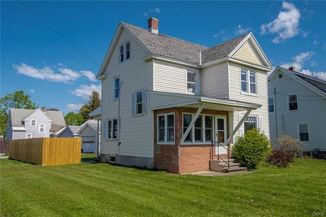 703 Lincoln Avenue, Rome-Inside, NY 13440 (MLS #S1337039) :: 716 Realty Group