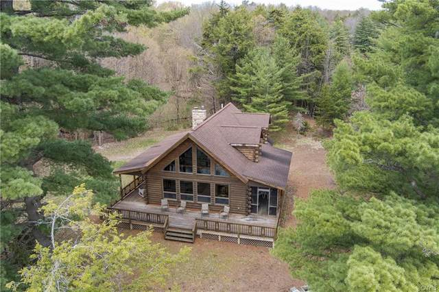 8054 Capron Road, Forestport, NY 13494 (MLS #S1337044) :: 716 Realty Group