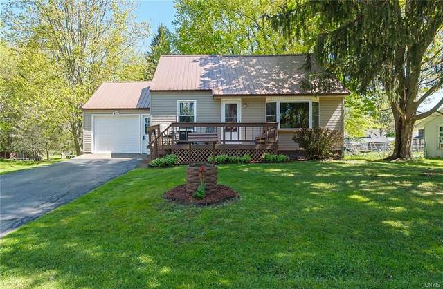 56 Barnes Street, Schroeppel, NY 13135 (MLS #S1337078) :: 716 Realty Group