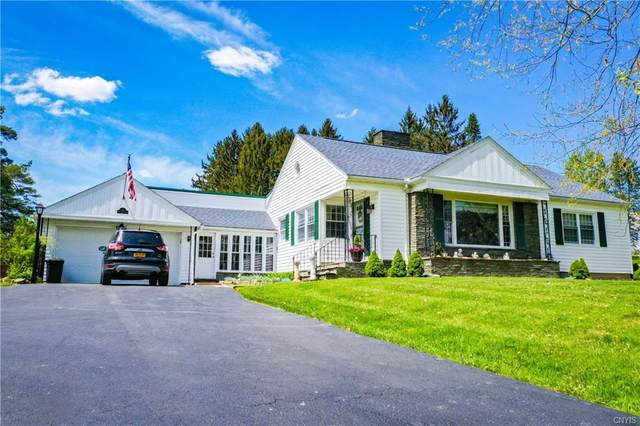 44 Top Notch Drive, Little Falls-City, NY 13365 (MLS #S1337095) :: BridgeView Real Estate Services