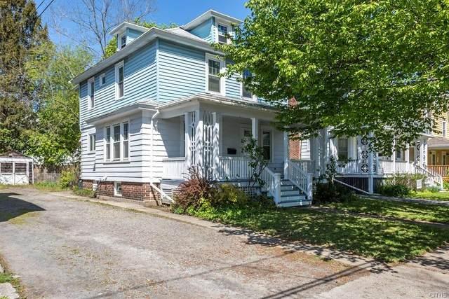 520 Fellows Avenue, Syracuse, NY 13210 (MLS #S1337235) :: Thousand Islands Realty