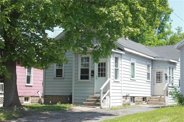 908 Kirkpatrick Street, Syracuse, NY 13208 (MLS #S1337246) :: Thousand Islands Realty