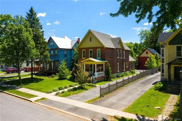313 Ten Eyck Street, Watertown-City, NY 13601 (MLS #S1337578) :: TLC Real Estate LLC