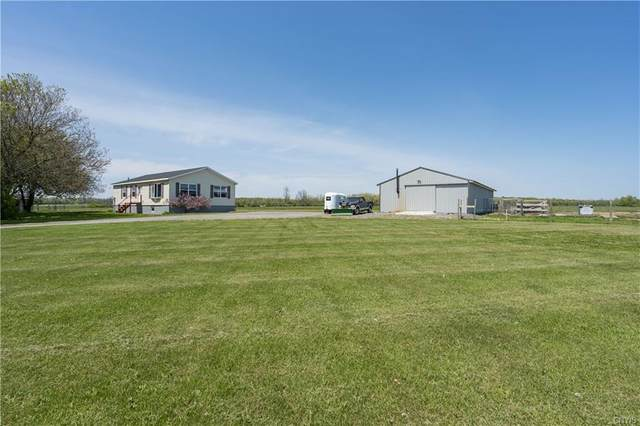 10685 Middle Road, Brownville, NY 13634 (MLS #S1338131) :: 716 Realty Group