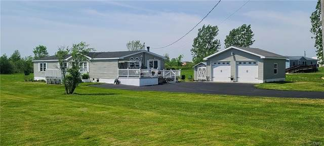 25265 Bonney Road, Brownville, NY 13601 (MLS #S1338157) :: Thousand Islands Realty