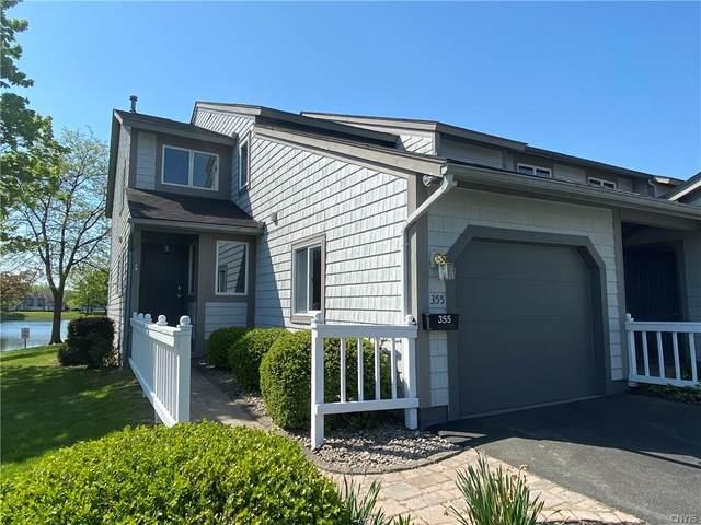 355 Summerhaven Drive N, Manlius, NY 13057 (MLS #S1338287) :: TLC Real Estate LLC