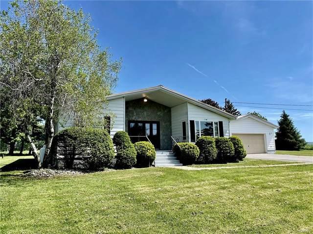 583 Honey Hill Road, Newport, NY 13431 (MLS #S1338346) :: BridgeView Real Estate