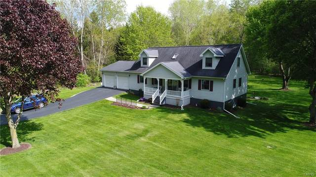 2684 Tanner Road, Brutus, NY 13166 (MLS #S1338484) :: 716 Realty Group