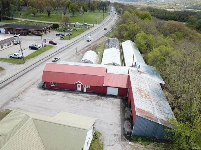 5652 State Route 5, Herkimer, NY 13350 (MLS #S1338660) :: Robert PiazzaPalotto Sold Team