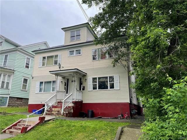128 Fairview Avenue, Syracuse, NY 13203 (MLS #S1339031) :: BridgeView Real Estate