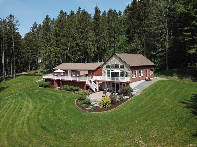 70 Cary Park Road, Richfield, NY 13439 (MLS #S1339477) :: BridgeView Real Estate Services