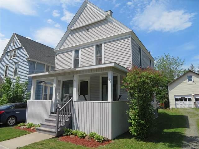 30 Arthur Avenue, Cortland, NY 13045 (MLS #S1339637) :: 716 Realty Group