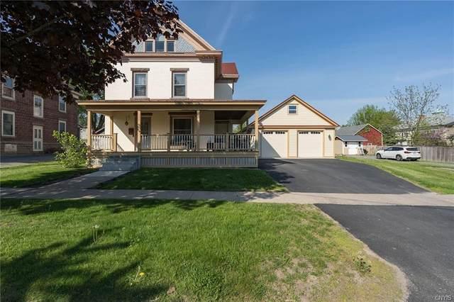 320 Merrick Street, Clayton, NY 13624 (MLS #S1339873) :: BridgeView Real Estate Services