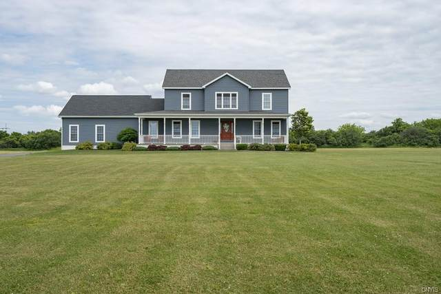 22810 County Route 32, Pamelia, NY 13601 (MLS #S1340236) :: BridgeView Real Estate Services