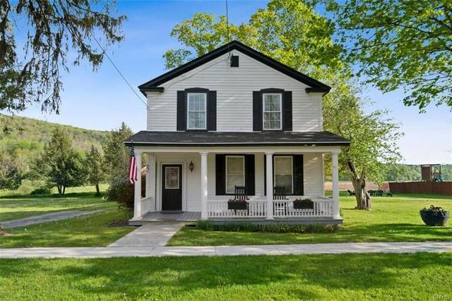 82 Main Street, Laurens, NY 13796 (MLS #S1340243) :: BridgeView Real Estate Services