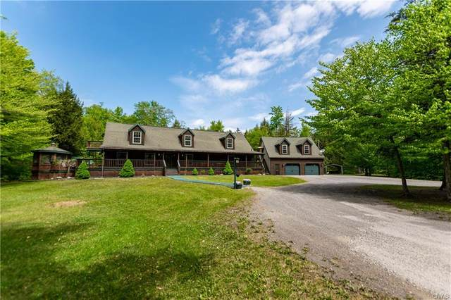 7114 Beaver Trail, Boonville, NY 13301 (MLS #S1340302) :: Robert PiazzaPalotto Sold Team