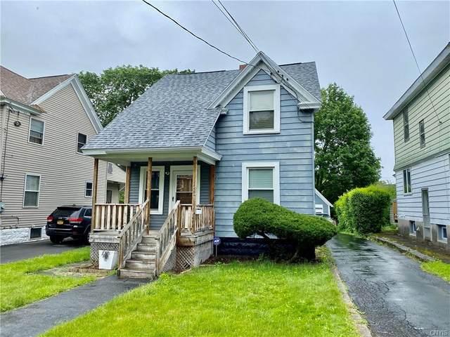 1132 Oak Street, Syracuse, NY 13203 (MLS #S1340341) :: 716 Realty Group