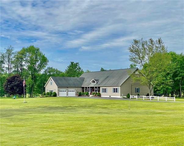 4055 State Route 3, Palermo, NY 13069 (MLS #S1340521) :: Thousand Islands Realty